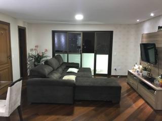 Apartamento 4 Dormitórios 136 m² na Vila Assunção - Santo André