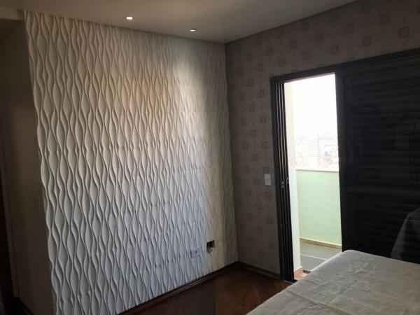 Santo André: Apartamento 4 Dormitórios 136 m² na Vila Assunção - Santo André 12