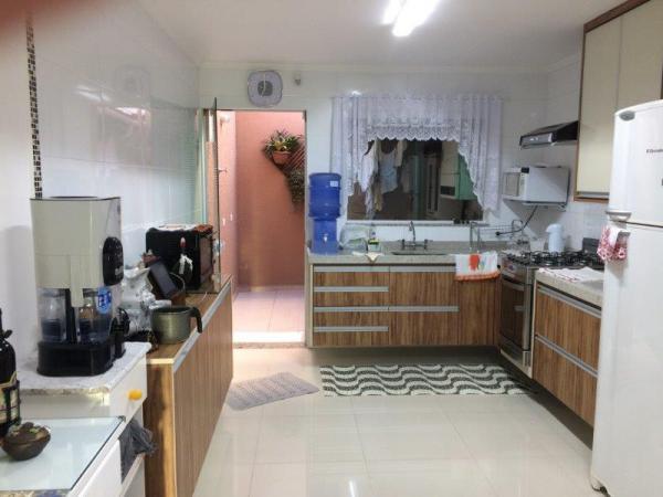 Santo André: Sobrado 2 Suítes 114 m² no Parque Novo Oratório - Santo André. 1