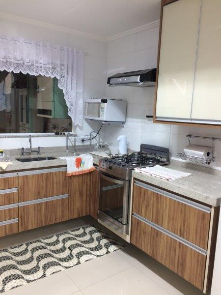 Santo André: Sobrado 2 Suítes 114 m² no Parque Novo Oratório - Santo André. 2
