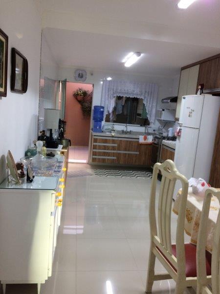 Santo André: Sobrado 2 Suítes 114 m² no Parque Novo Oratório - Santo André. 5
