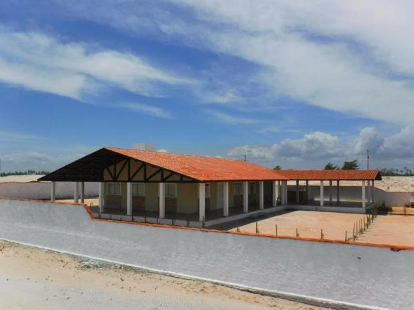 São Paulo: Casa de Praia completamente Renovada em Parajuru 10