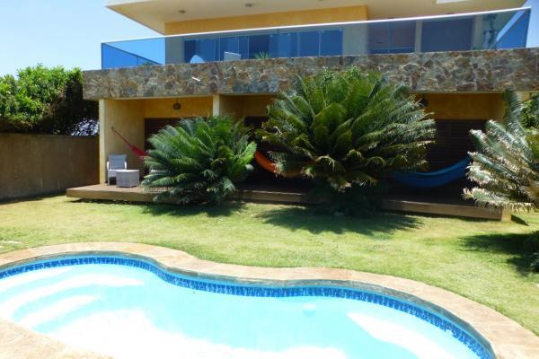 São Paulo: Casa de Luxo em Pipa com 211 m2 area construida e acesso ao mar 1