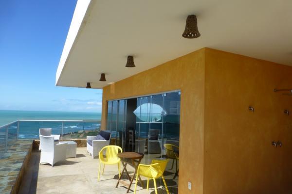 São Paulo: Casa de Luxo em Pipa com 211 m2 area construida e acesso ao mar 2