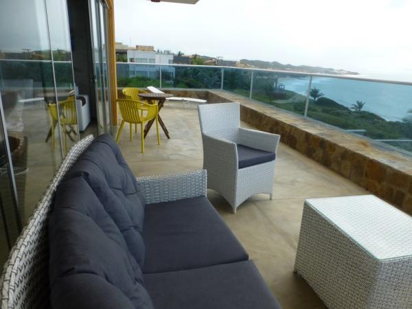 São Paulo: Casa de Luxo em Pipa com 211 m2 area construida e acesso ao mar 9