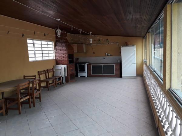 Santo André: Casa Assobradada 3 Dormitórios 250 m² em Santo André - Jardim Ipanema. 3