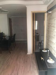Diadema: Lindo Apartamento 02 Dormitórios c/ Garagem e Sacada - Serraria - Diadema 3