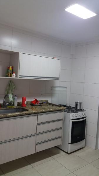 Santo André: Apartamento 3 dormitórios 80 m² Veredas, Jardim Bela Vista - Santo André. 5