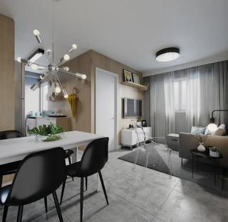 São Paulo: Apartamento de 2 dormitórios lazer completo 6