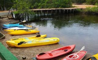 São Paulo: Fazenda de Eco-Turismo e Camarão e Peixe em Tibau do Sul, Sibaúma 4
