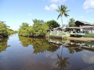 São Paulo: Fazenda de Eco-Turismo e Camarão e Peixe em Tibau do Sul, Sibaúma 8