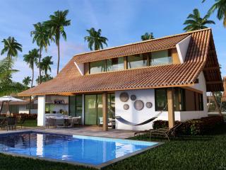 Jaboatão dos Guararapes: Casas 4 quartos, 3 suítes, 218 m², em Porto de Galinhas - Cupe Beach Living 1