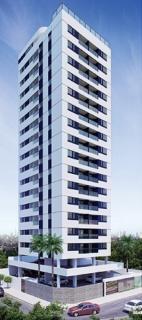 Jaboatão dos Guararapes: Apto 2 quartos, 1 suíte, 55 m², em Candeias - Edifício Elis Regina 4