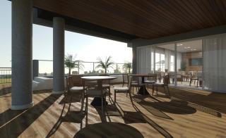 Criciúma: Alzano residencial apartamento bairro Michel 3