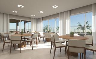 Criciúma: Alzano residencial apartamento bairro Michel 4