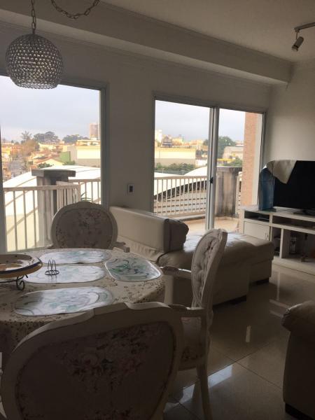 Santo André: Cobertura Duplex 3 dormitórios 2 Vagas 110 m² em São Bernardo do Campo - Vila Planalto. 2