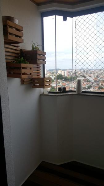Santo André: Apartamento 3 Dormitórios 2 Vagas 75 m² em Santo André - Bairro Paraíso. 17