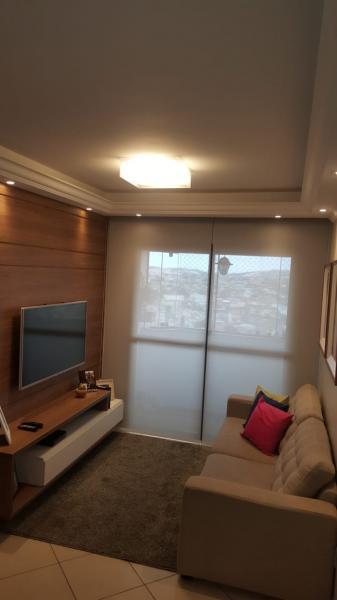 Santo André: Apartamento 3 Dormitórios 2 Vagas 75 m² em Santo André - Bairro Paraíso. 1