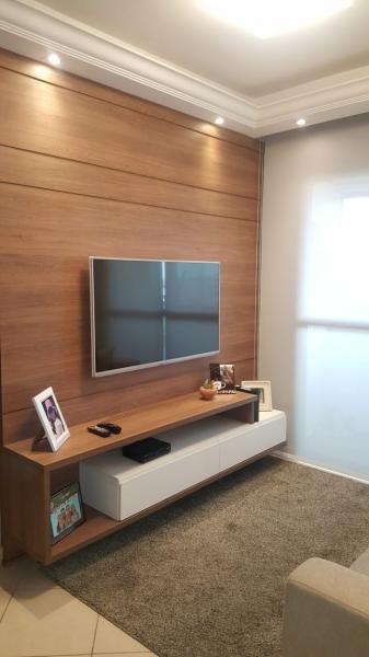 Santo André: Apartamento 3 Dormitórios 2 Vagas 75 m² em Santo André - Bairro Paraíso. 2