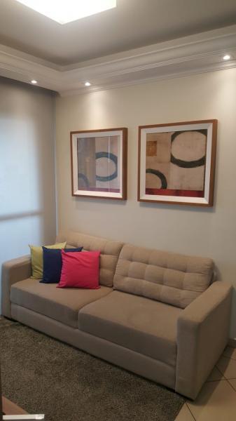 Santo André: Apartamento 3 Dormitórios 2 Vagas 75 m² em Santo André - Bairro Paraíso. 3