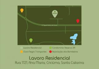 Criciúma: Lavoro residencial bairro Ana Maria 2