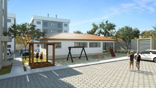 Criciúma: Lavoro residencial bairro Ana Maria 3