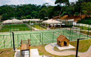 Niterói: Condomínio Reserva Park terreno plano só construir 390m2 único 6