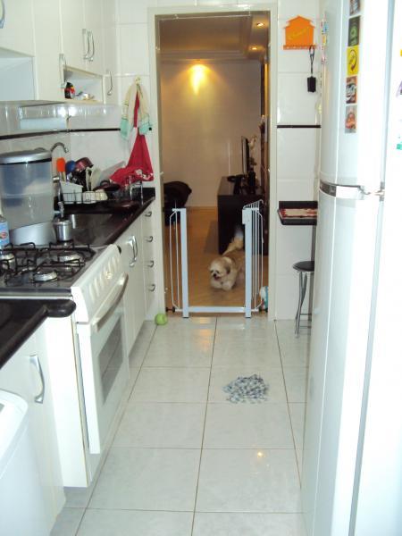 Santo André: Apartamento 2 Dormitórios 1 Vaga 58 m² em Santo André - Jardim Alvorada. 4