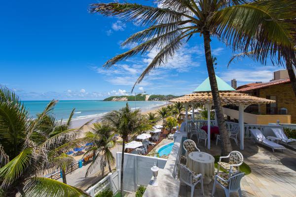 São Paulo: Casa e Villa alto padrão com 4 Suites na praia de Ponta Negra 1