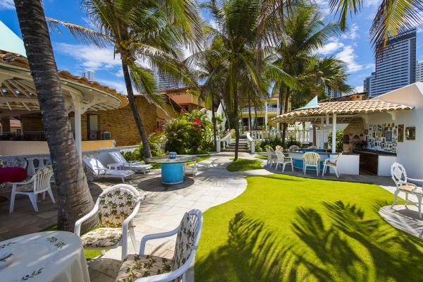 São Paulo: Casa e Villa alto padrão com 4 Suites na praia de Ponta Negra 3