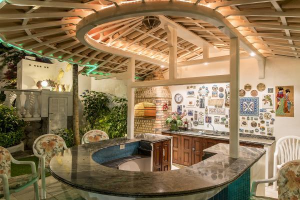 São Paulo: Casa e Villa alto padrão com 4 Suites na praia de Ponta Negra 9