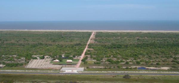 São Paulo: Terreno de Praia com 243 hectares e 1,6 kilometros linha mar 24