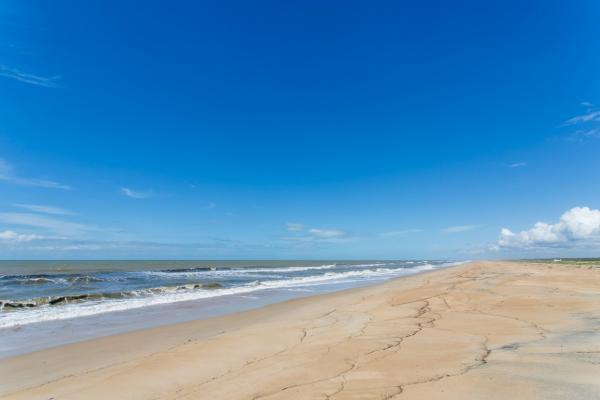 São Paulo: Terreno de Praia com 243 hectares e 1,6 kilometros linha mar 2