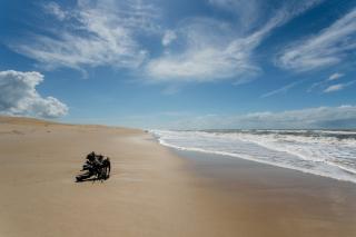 São Paulo: Terreno de Praia com 243 hectares e 1,6 kilometros linha mar 6