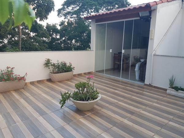 Santo André: Cobertura Sem Condomínio 110 m² em Santo André - Vila Valparaíso. 1