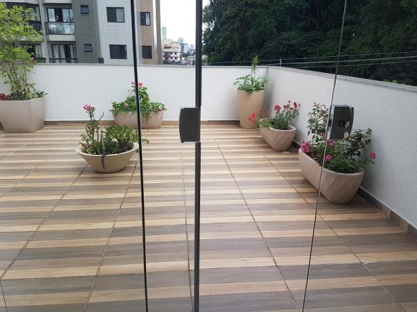 Santo André: Cobertura Sem Condomínio 110 m² em Santo André - Vila Valparaíso. 2