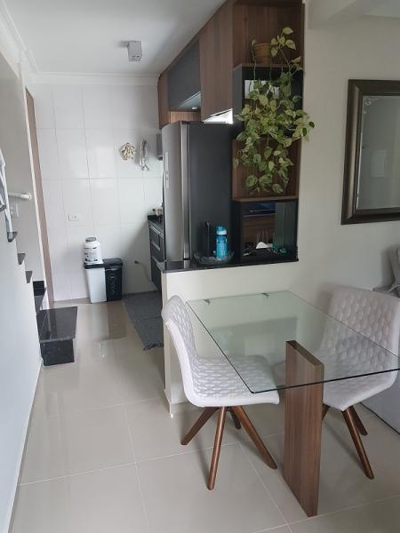 Santo André: Cobertura Sem Condomínio 110 m² em Santo André - Vila Valparaíso. 5