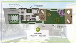 São José dos Pinhais: Casa em condomínio fechado 4