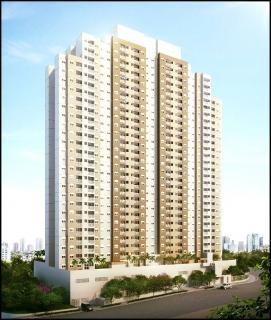 São Paulo: Apartamento 49m². Bosque privativo. 1 Vaga Coberta! 1