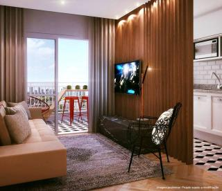 São Paulo: Apartamento 49m². Bosque privativo. 1 Vaga Coberta! 11