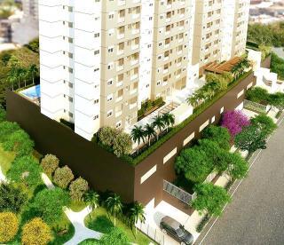 São Paulo: Apartamento 49m². Bosque privativo. 1 Vaga Coberta! 2