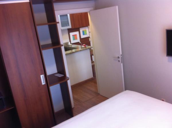 Santo André: Excelente Apartamento tipo Flat Mobiliado 1 Dormitório 40 m² em São Caetano do Sul - Bairro Barcelona. 4