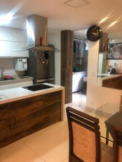 Vitória: Apartamento para venda em Jardim da Penha ES, 2 quartos, 2 suítes, 70m2, frente, armários embutidos, 1 vaga de garagem, próximo da praia 4