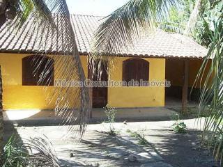 Casa Com 2 Suítes Externa, Terreno De 360 m², Em Itapeba-Maricá.