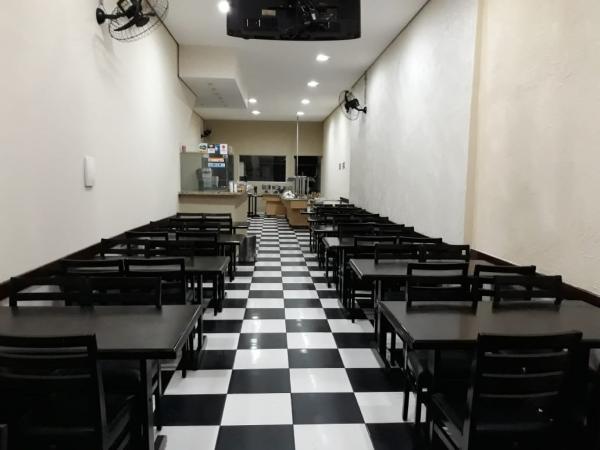 Santo André: Restaurante por Kilo / Self-Service no Centro de São Bernardo do Campo. 1