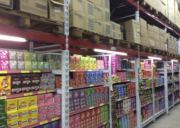 Santo André: Distribuidora de Doces e Alimentos em Mauá. 1