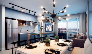 São Paulo: Apartamento 61m², 2 dormitórios sendo 1 suíte, 1 vaga Jardim Prudência 12