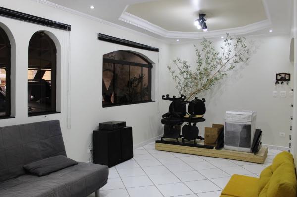 Santo André: Excelente Sobrado 2 Suítes 231 m² na Vila Mazzei - Santo André. 3