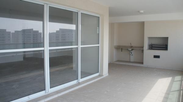 Santo André: Apartamento 4 Suítes 236 m² Domo Prime - São Bernardo do Campo. 3