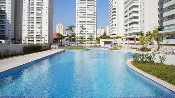Santo André: Apartamento 4 Suítes 236 m² Domo Prime - São Bernardo do Campo. 7